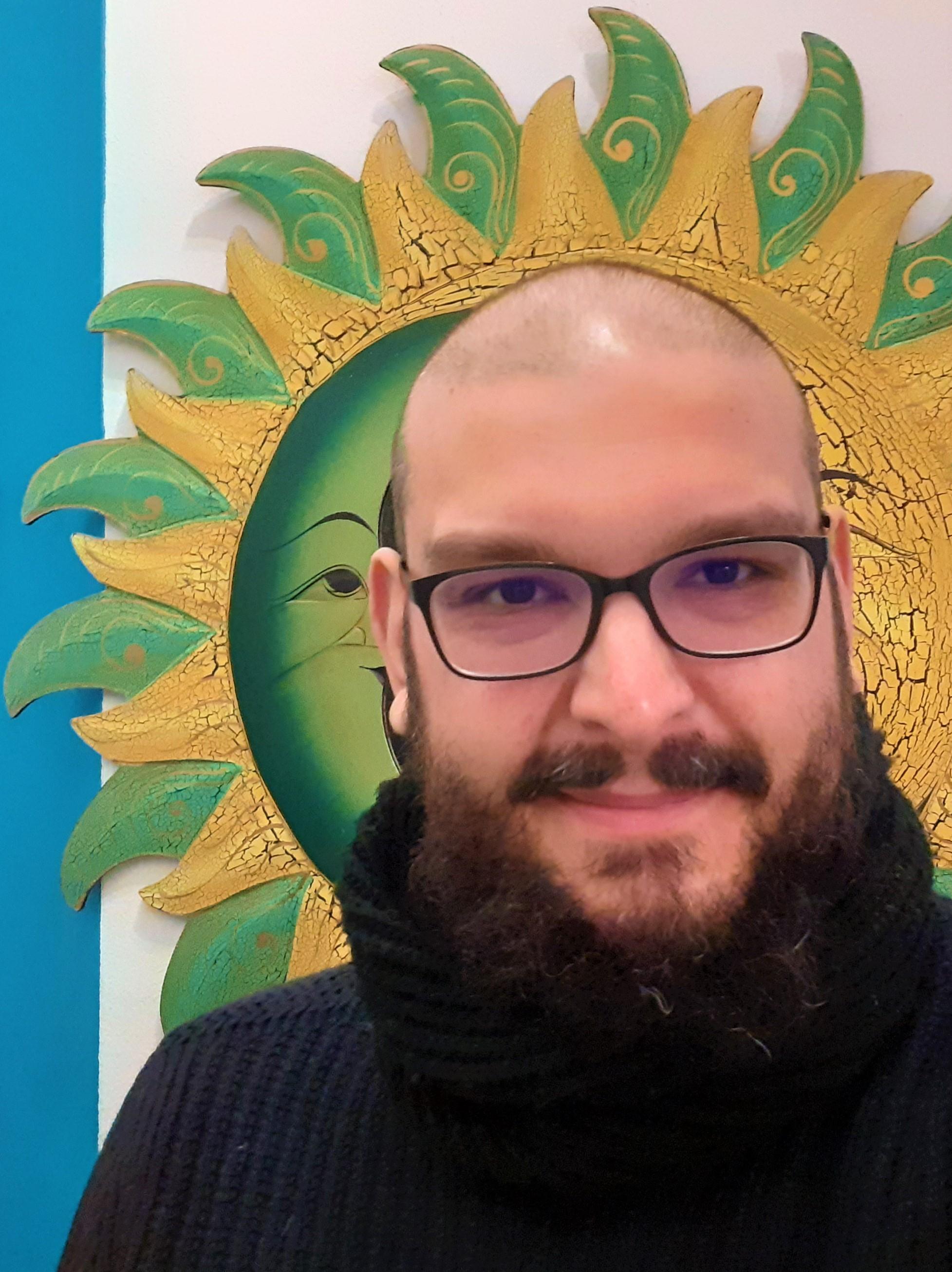 Foto del dott. Massimo Martucci - Psicologo